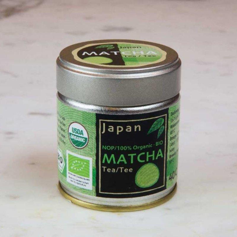 Matcha set - compleet