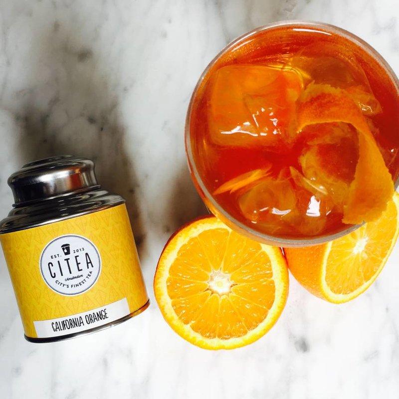 California Orange - bio
