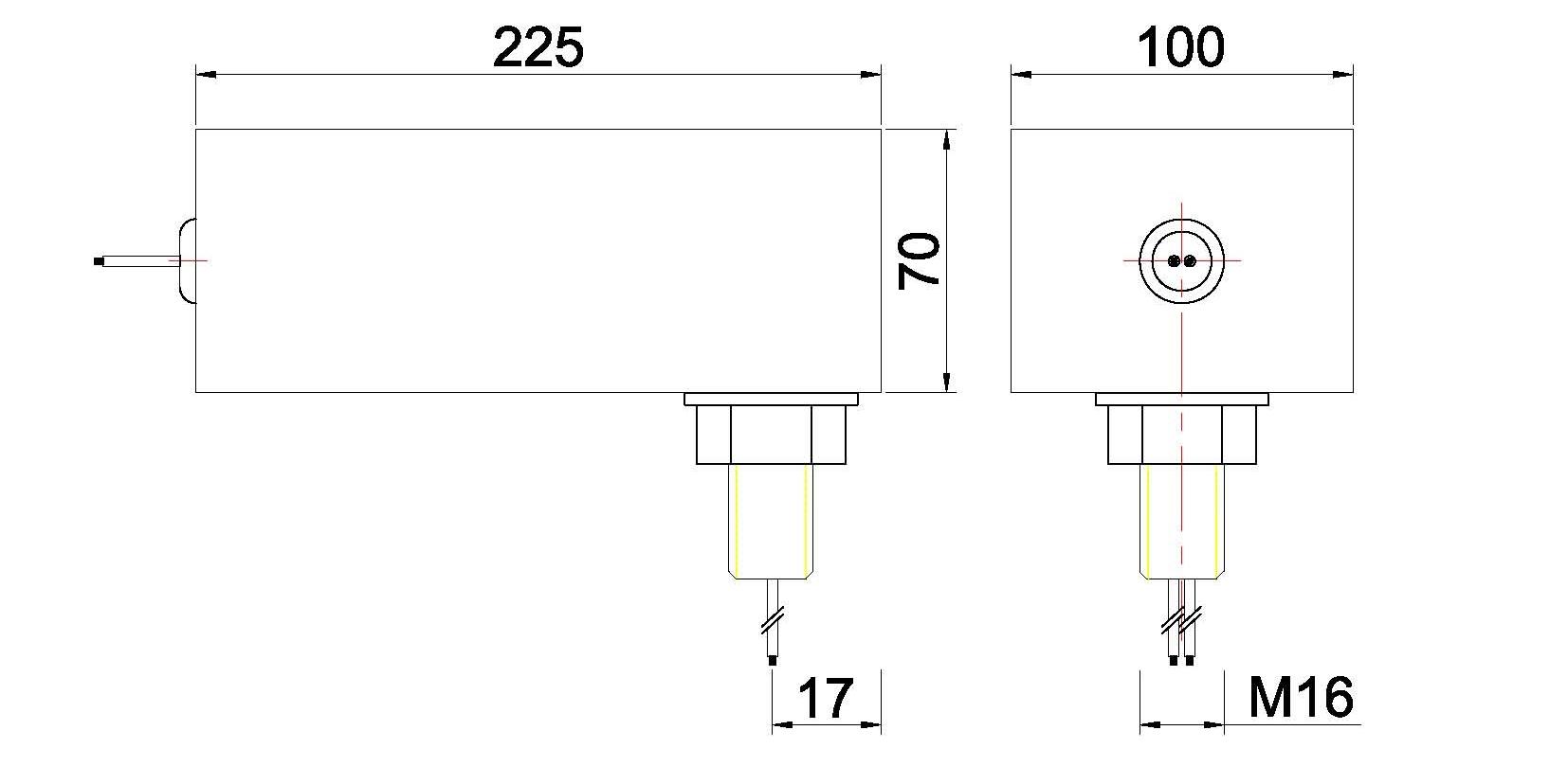 Diagram SPF203A