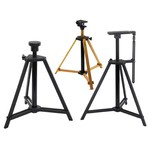 Antenna tripods for positioning EMC/EMI antennas