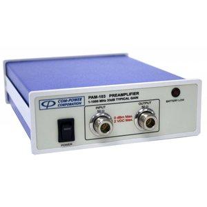 Com-Power Broadband Preamplifier PAM-103