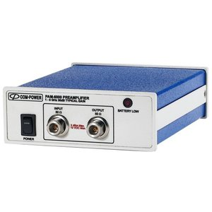 Com-Power Broadband Preamplifier PAM-6000