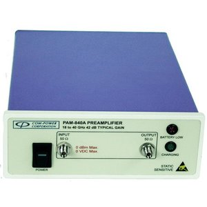 Com-Power Microwave Preamplifier PAM-840A