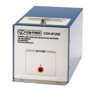 Com-Power CDN-M125E for Conducted Immunity testing of Power Lines