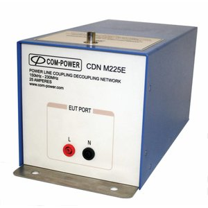 Com-Power CDN-M225E for Conducted Immunity testing of Power Lines