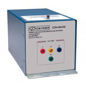 Com-Power CDN-M425E for Conducted Immunity testing of Power Lines