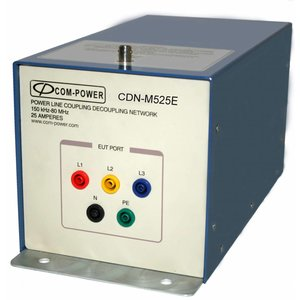 Com-Power CDN-M525E for Conducted Immunity testing of Power Lines