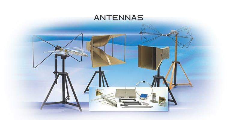 EMC / EMI Antennas