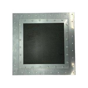 Honeycomb Vent Panel - Steel 40 GHz