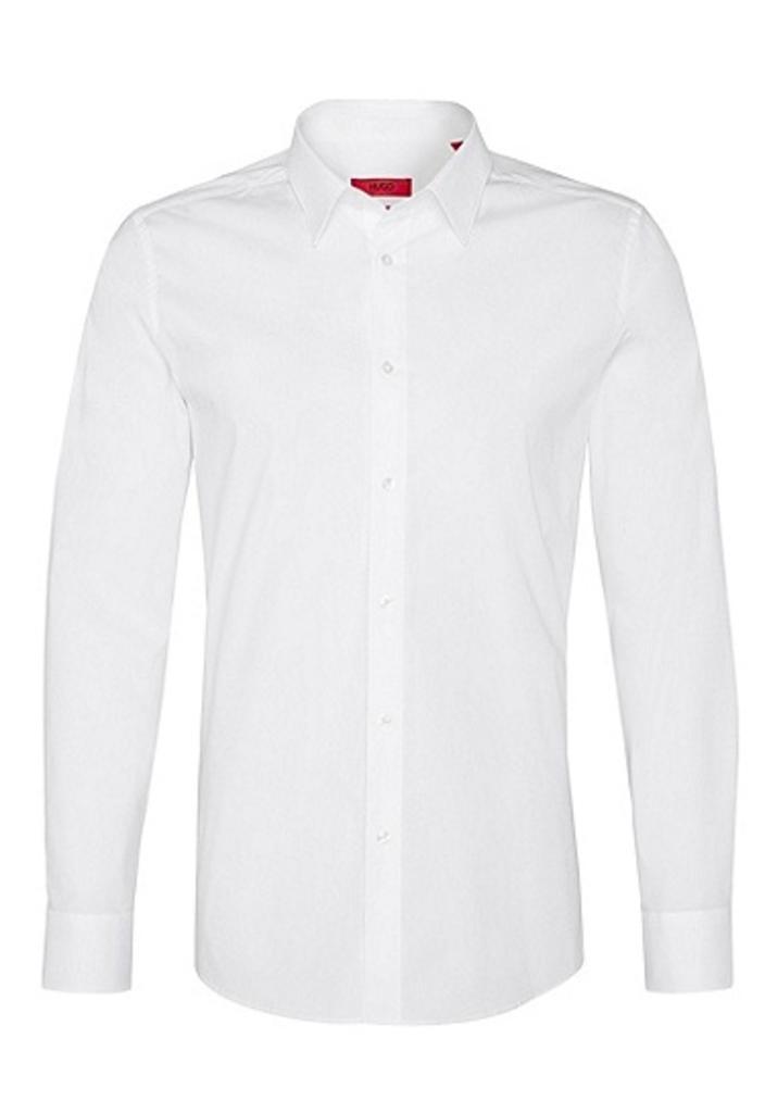 Hugo Boss Hugo Boss Red Label Elisha Shirt White Beachim