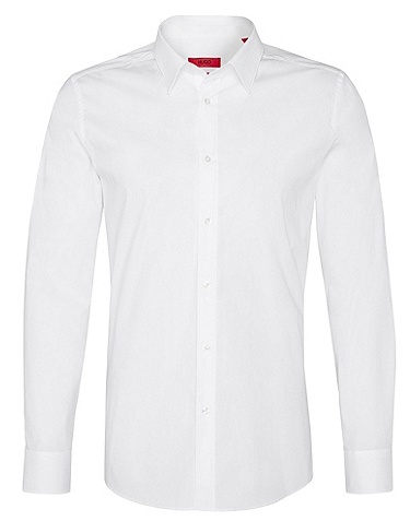 hugo boss hugo boss red label elisha shirt white beachim. Black Bedroom Furniture Sets. Home Design Ideas