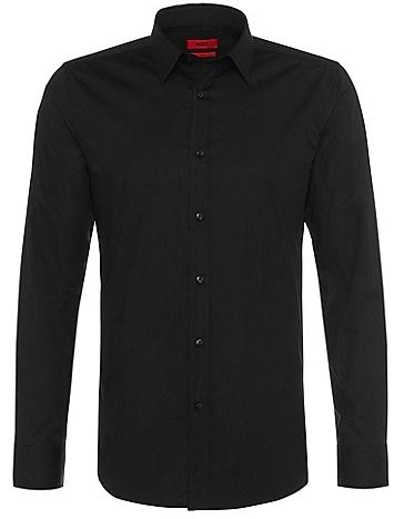 Hugo Boss Red Label Elisha Shirt Black Beachim