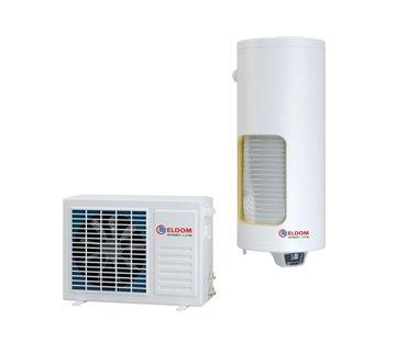ELDOM Green Line Lucht-water warmtepomp, 120L, tapwater