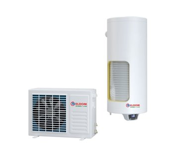 ELDOM Green Line Lucht-water warmtepomp, 150L, tapwater