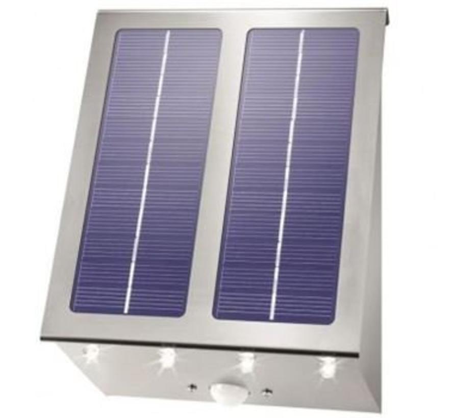 Solar PIR buitenlamp - super effect