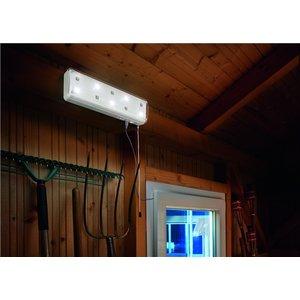 Esotec Binnenlamp op zon - 10 Leds 2 standen