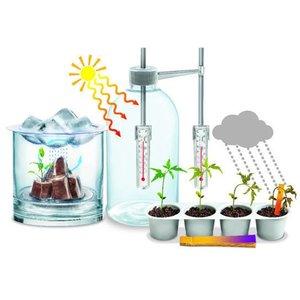 4m Kidz labs Het weer zelf ontdekken