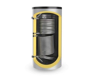 ELDOM Green Line Buffervat 750 liter, 2 warmtewisselaars