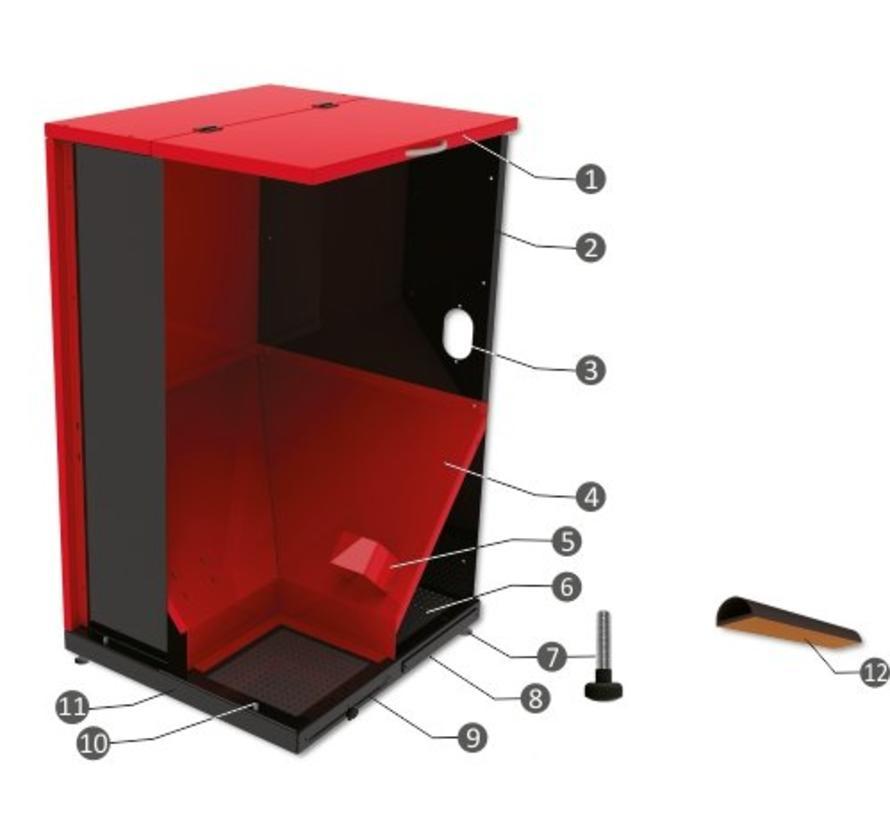 Pelletketel Burnit PLB 15 V2