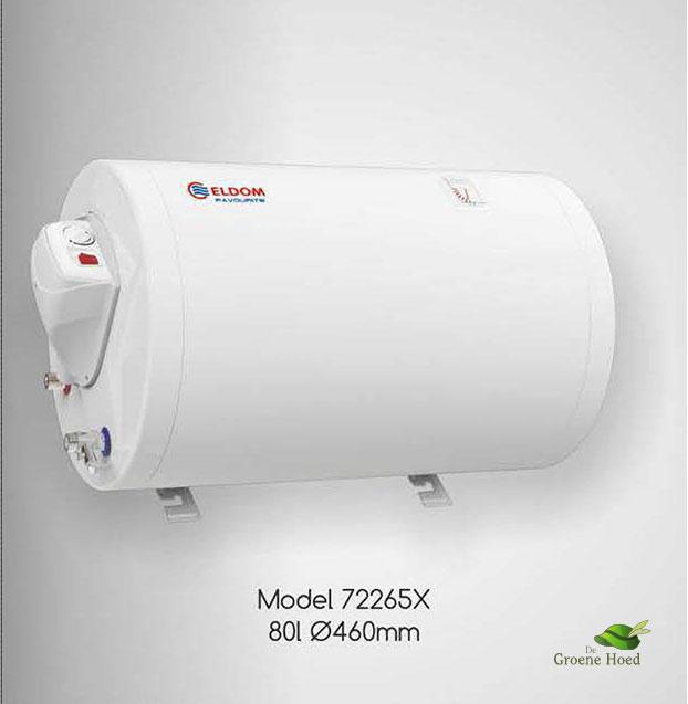 horizontale elektrische boilers