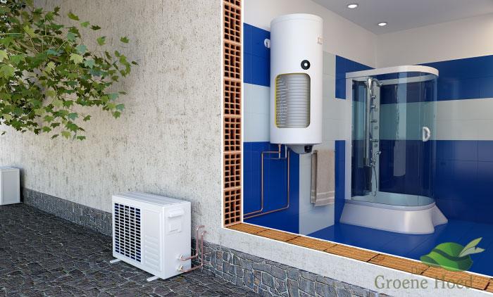 tap water warmtepomp