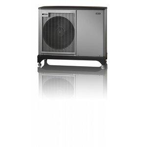 Nibe Energiesystemen F2040 modulerend monoblock met VVM 500 binnenunit