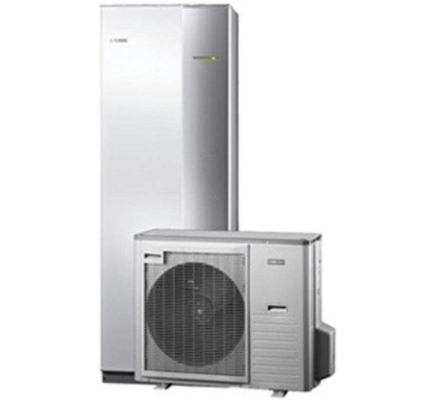 Systeem 1 lucht/water warmtepomp met ACVM 270 binnenunit en AMS 10-8 buitenunit