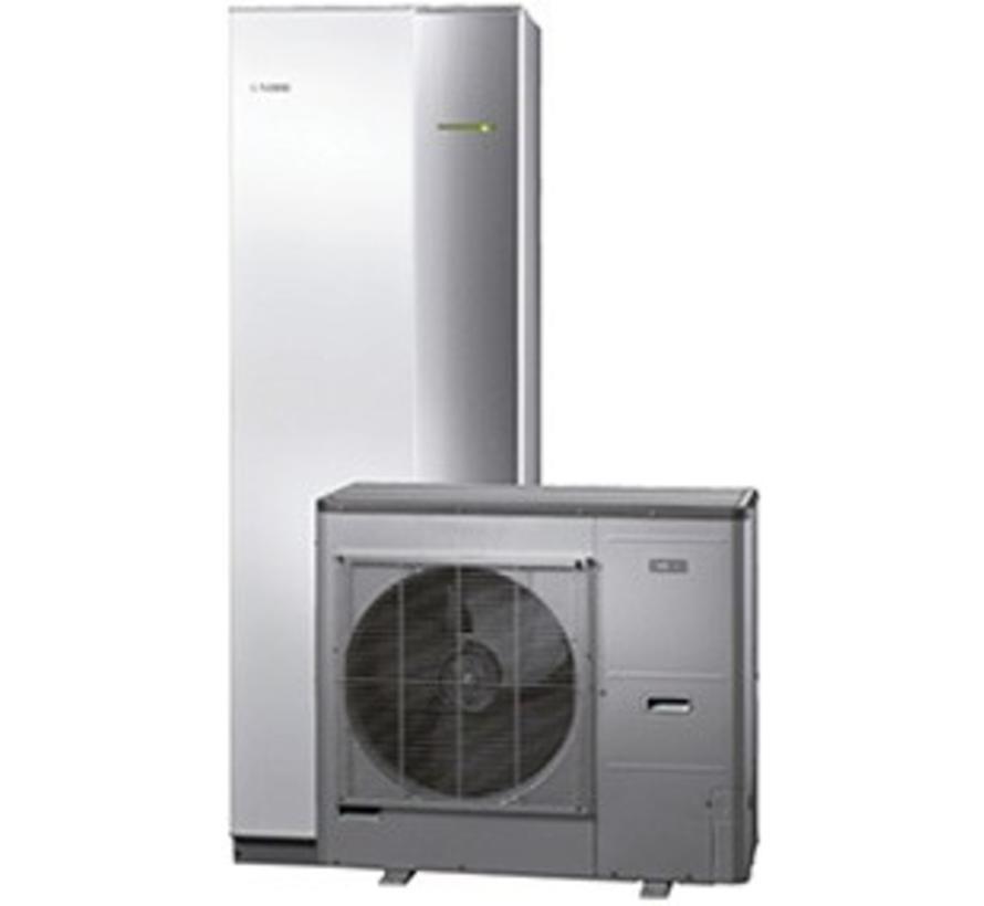 Systeem 2 lucht/water warmtepomp met ACVM 270 binnenunit en AMS 10-12 buitenunit