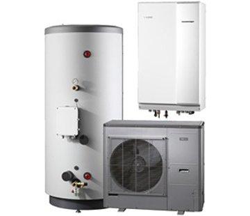 Nibe Energiesystemen Systeempakket 3 (5 tot 10 kW)