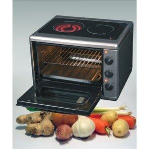 ELDOM Extra Life Elektrische oven met fornuis 201VF