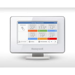 Honeywell EVOHOME connect pakket modullerend
