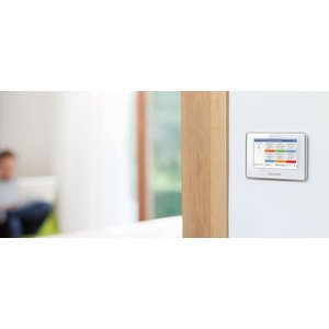 Honeywell EVOHOME radiator wifi pakket - Open thermostaat ketel