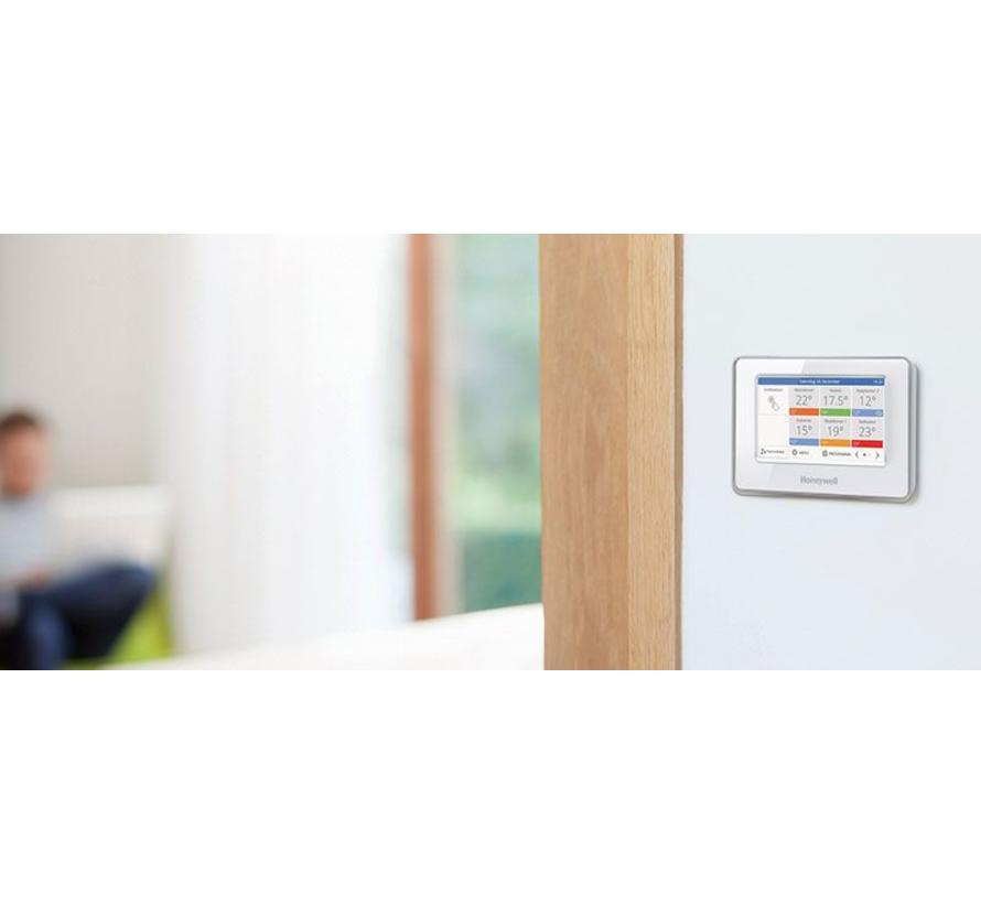 EVOHOME radiator wifi pakket - Open thermostaat ketel