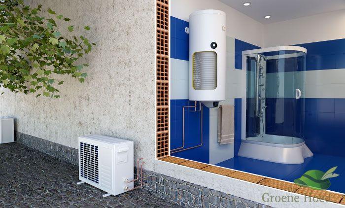 Warmtepomp tapwater