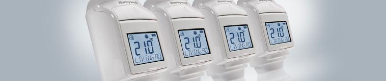 Evohome radiatorset