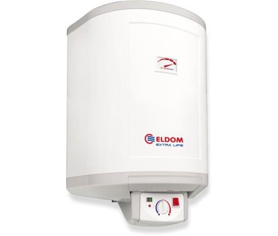 ELDOM Extra Life Verticale elektrische boiler 30L, Extra Life, 1.5 kW, emaill