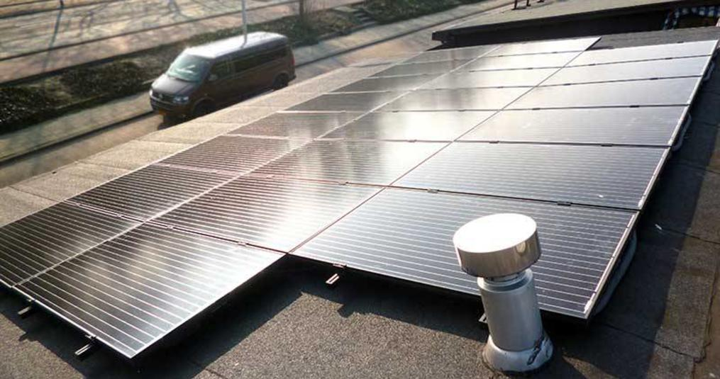 Rotterdamse energieneutrale woning opgeleverd