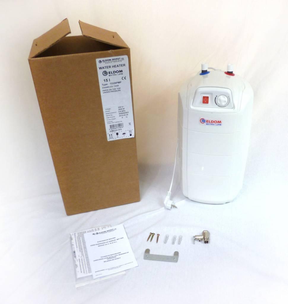 5 Liter boiler test
