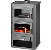 Skladova Tehnika Lotos Max FT, houtkachel met oven, 14 kW