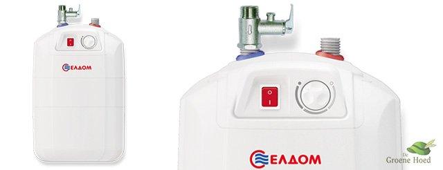 10 liter close in boiler