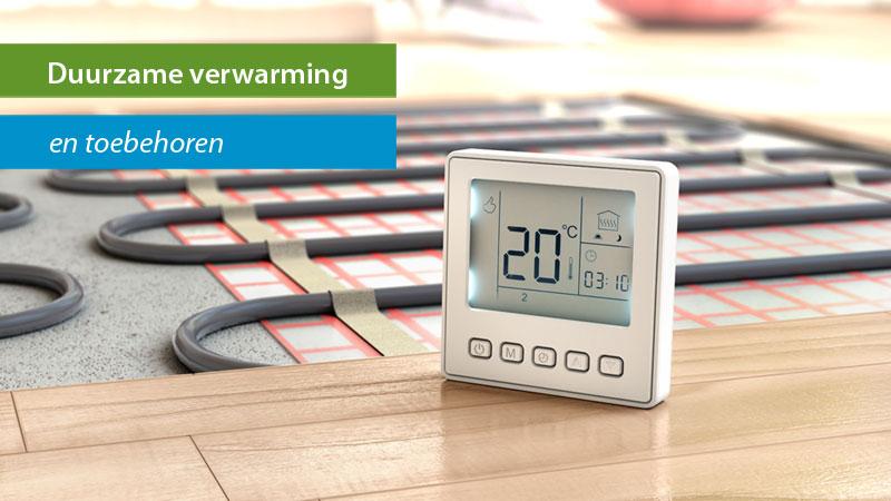 laag temperatuur verwarming