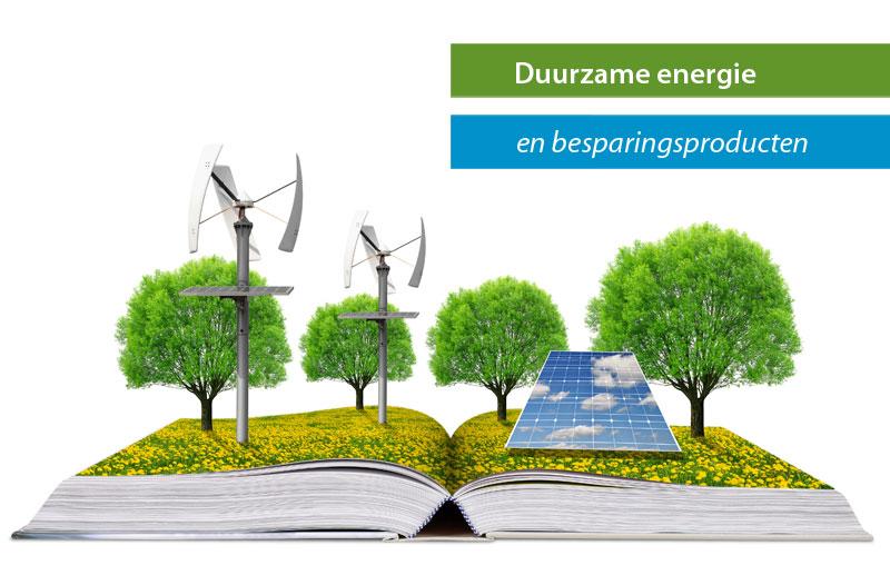 Duurzame energie van de Groene Hoed