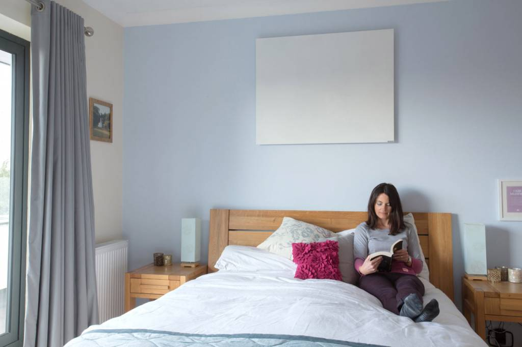 infrarood paneel slaapkamer