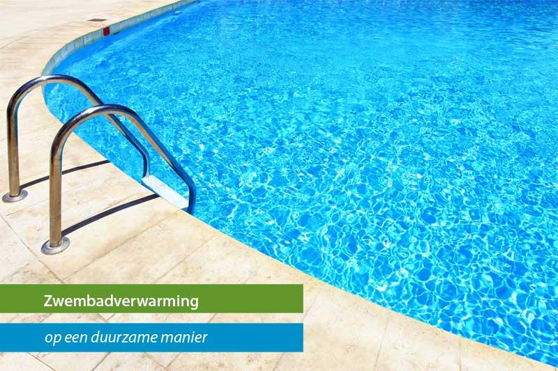 Zwembad verwarming