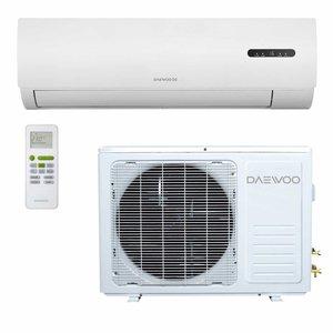 Daewoo Split Airco Warmtepomp Inverter 2,6 kW