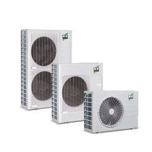 REMKO WKF CompactSmart-Warmtepomp pakket voor te verwarmen en koelen