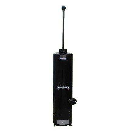 Warmwater boiler op basis van houtverbranding