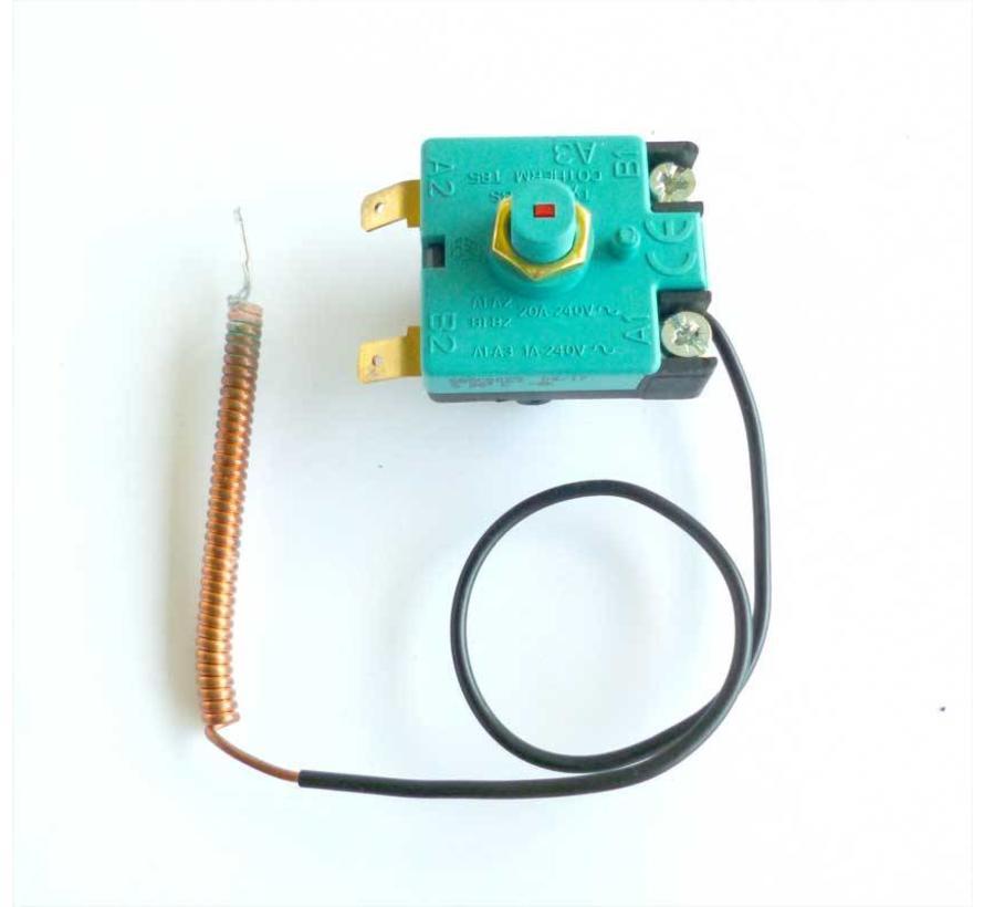 Thermische begrenzer / maximaal voor Eldom elektrische boilers