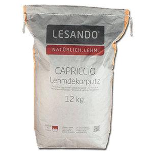 LESANDO Capriccio Leemfinish wandafwerking (zak 12 kg)