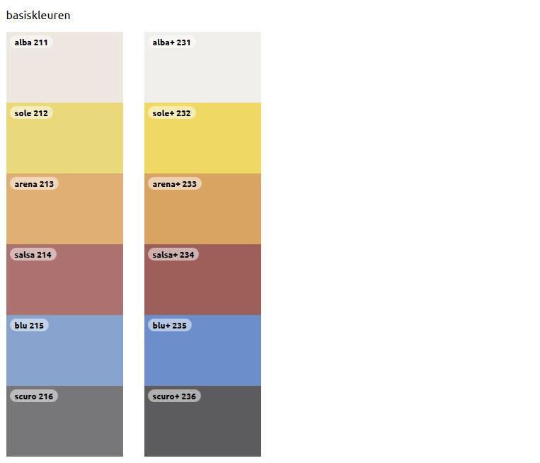 Kleuren Basis